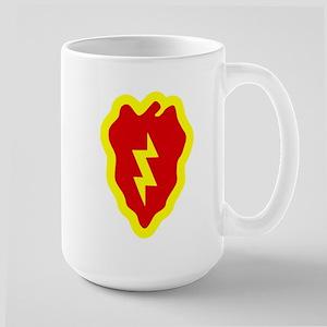 25th ID Large Mug