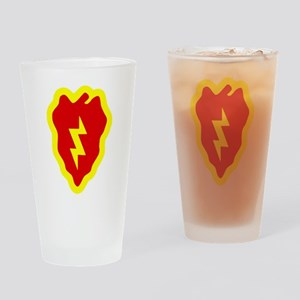 25th ID Drinking Glass