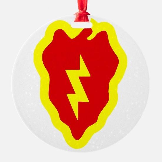 25Th ID Ornament