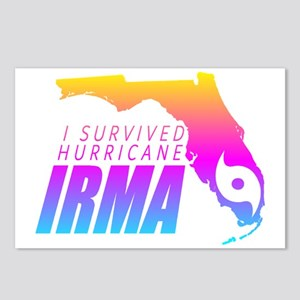 I Survived Hurricane Irma Postcards (Package of 8)