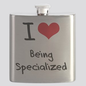 I love Being Specialized Flask