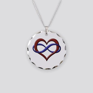 Polyamory Pride Designs Necklace