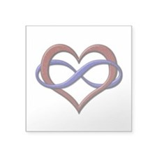 Polyamory Pride Designs Sticker