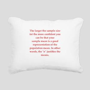 29 Rectangular Canvas Pillow