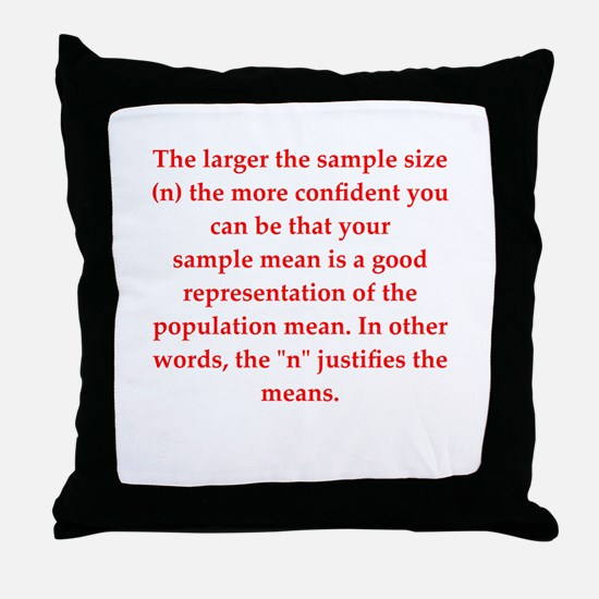 29 Throw Pillow