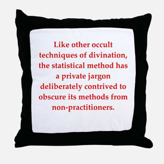 24 Throw Pillow
