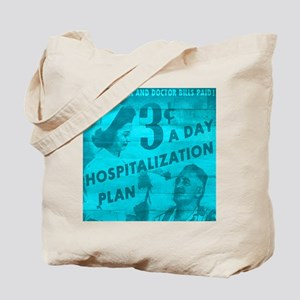 3 cents a day Tote Bag