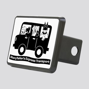StoryTellers Express Trans Rectangular Hitch Cover