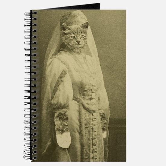 wedding cat Journal