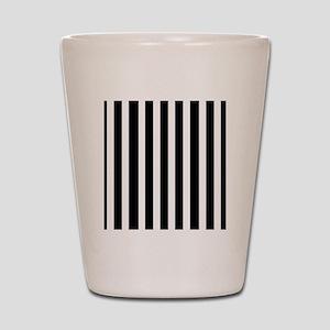 Gorgeous Stripes! Shot Glass