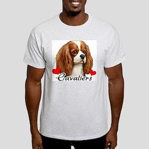 Love Cavaliers T-Shirt