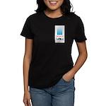 Peace Now Women's Dark T-Shirt