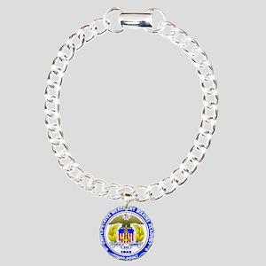 USMMA Charm Bracelet, One Charm
