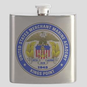 USMMA Flask