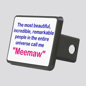 Remarkable Meemaw Hitch Cover