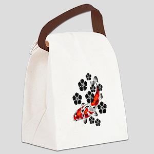 SERENE WAY Canvas Lunch Bag