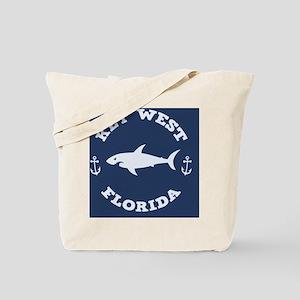 shark-keywest-BUT Tote Bag