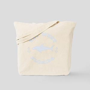 shark-keywest-DKT Tote Bag
