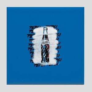 PepsiBottle Tile Coaster