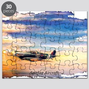 SPITFIRE AIRCRAFT Puzzle