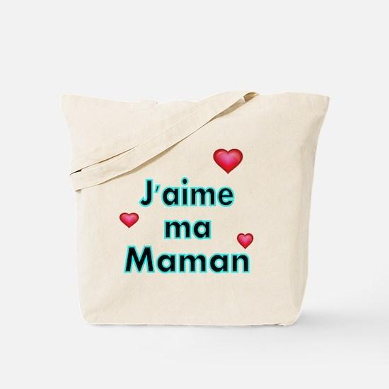 Jaime ma Maman 2 Tote Bag