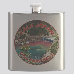 Dolphin Hell Flask