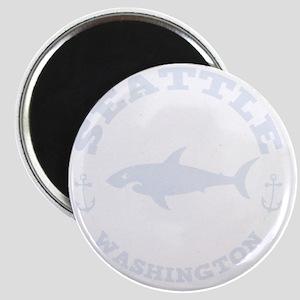 shark-seattle-DKT Magnet