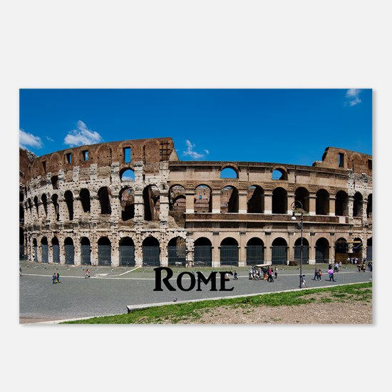 Rome_17.44x11.56_LargeSer Postcards (Package of 8)