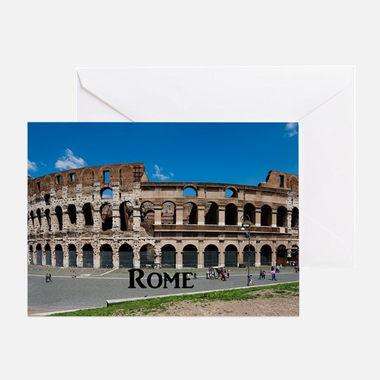 Rome_17.44x11.56_LargeServingTray Greeting Card