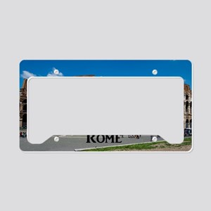 Rome_17.44x11.56_LargeServing License Plate Holder