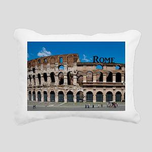 Rome_12.2x6.64_Colosseum Rectangular Canvas Pillow