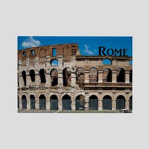 Rome_12.2x6.64_Colosseum Rectangle Magnet