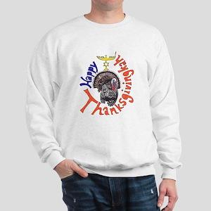 Happy Thanksgivingkah Sweatshirt