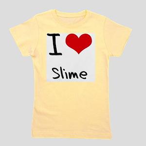 I love Slime Girl's Tee