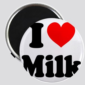 I Heart Milk Magnet