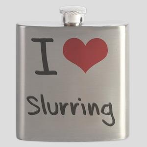 I love Slurring Flask