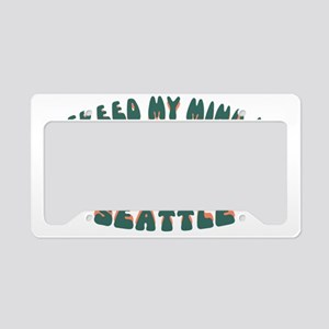 weed-seattle-CAP License Plate Holder