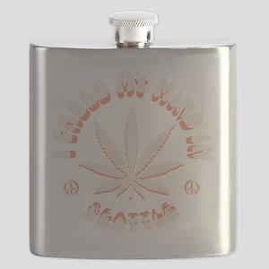 weed-seattle-DKT Flask