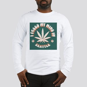 weed-seattle-BUT Long Sleeve T-Shirt