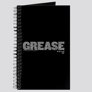 Grease It's The Words Journal
