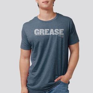 Grease It's The Words Mens Tri-blend T-Shirt
