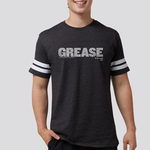 Grease It's The Words Mens Football Shirt