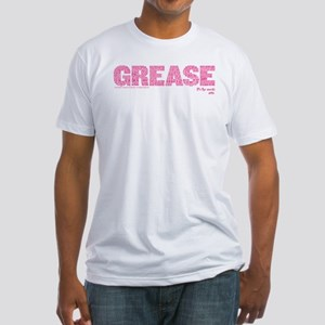 Grease It's The Words Fitted T-Shirt