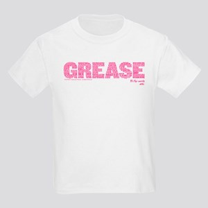 Grease It's The Words Kids Light T-Shirt
