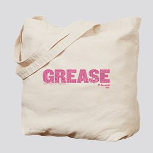 Grease It's The Words Tote Bag