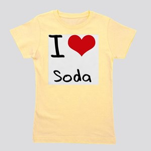 I love Soda Girl's Tee