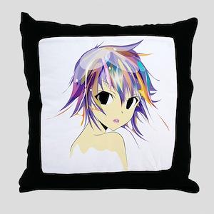 Nami Throw Pillow