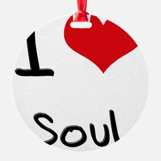 I love Soul Ornament