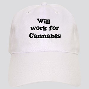 Will work for Cannabis Cap
