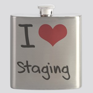 I love Staging Flask